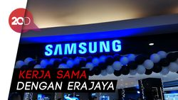 Buka 4 Gerai Baru, Samsung Tak Takut Kalah dengan Toko Online