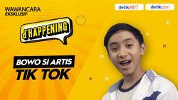d'Happening: Bowo si Artis Tik Tok