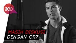 Facebook Ajak Cristiano Ronaldo Buat Seri Dokumenter