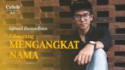 Ini Kata Iqbaal Ramadhan Soal Film Dilan
