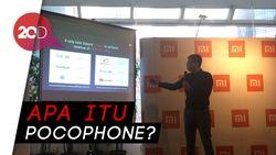 Ekspresi Bingung Bos Xiaomi Saat Ditanya soal Pocophone
