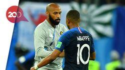 Prancis Menang, Thierry Henry Sasaran Empuk Meme Netizen