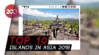 Bangga! Pulau Jawa Peringkat Pertama Versi Travel and Leisure