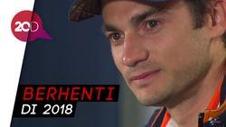 Dani Pedrosa Pensiun dari MotoGP