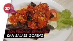 Rupa-rupa Hidangan Melayu dari Patin Bakar hingga Salais Goreng