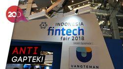 Belajar Teknologi-Finansial di Indonesia Fintech Fair 2018