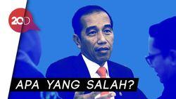 Pelemahan Rupiah di Mata Jokowi