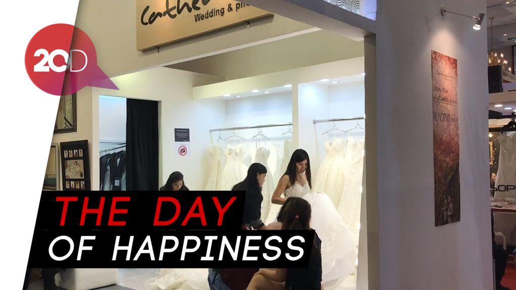 Hari Bahagia di Jakarta Wedding Festival 2018