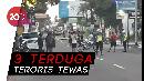 Mencekam! Baku Tembak Polisi dengan Terduga Teroris di Sleman