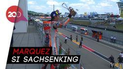 Marc Marquez Masih jadi Raja Sachsenring