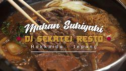 Menyantap Sukiyaki di Negara Asalnya