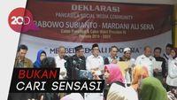 Cyber Army-Solusi UI Deklarasi Dukung Prabowo-Mardani di Pilpres