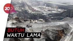 Divestasi Saham Freeport Dituduh Pencitraan, Jokowi Buka Suara