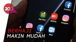 Download Yuk, Apps Haji Pintar Buat di Tanah Suci