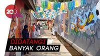 Ini Jawara Kampung Piala Dunia, Hadiah Rp 100 Juta untuk Masjid
