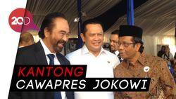 Masuk Kandidat Cawapres Jokowi, Mahfud MD Bersyukur