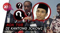 Masuk Kantong Cawapres Jokowi, TGB: Banyak Tokoh Lebih Senior