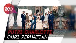 Netizen Gemas Lihat Foto Keluarga Pangeran William-Kate