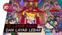 Asyik Petualangan Balita Rugrats Nickelodeon Balik Lagi!
