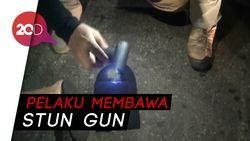 Aksi Tim Rajawali Menangkap Komplotan Jambret