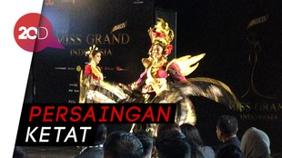 Intip Babak Preliminary Miss Grand Indonesia 2018