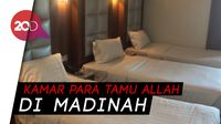 Intip Kamar Pemondokan Jemaah Haji Indonesia di Madinah, Yuk!
