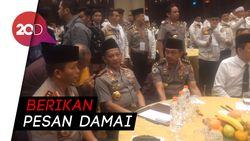 Kapolri Minta Dai Bantu Jaga Keamanan Pemilu 2019
