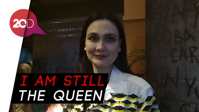 Luna Maya Bangga Dijuluki 'Ratu Film Horor'