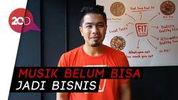 Selain Bermusik, Bams eks Samsons Sibuk Bisnis Kuliner