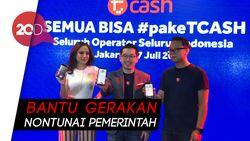 TCASH Luncurkan Aplikasi yang Bisa Dipakai Semua Operator