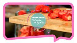 Resep Pink Jus; Minuman Sehat Berwarna Imut