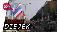 Anies Minta Hargai Inisiatif Warga Pasang Bendera Pakai Bambu