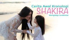 Cerita Awal Kronologi Shakira Mengidap Leukemia