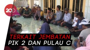 Gagal Bertemu Kontraktor Pulau Reklamasi, Nelayan Dadap Kecewa
