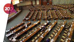 Ini Rekap Pengajuan Bakal Caleg Anggota DPR RI