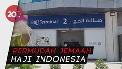 Lewat Fast Track, Jemaah Haji Indonesia Tak Perlu ke Imigrasi