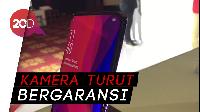 Oppo Klaim Kamera Find X Tahan 5 Tahun Penggunaan