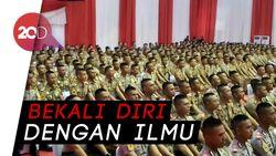 Panglima TNI ke Capaja: Bersiaplah Hadapi Ancaman!