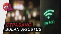 Saat Asian Games, Kawasan Kota Tua Dipasangi Internet 5G