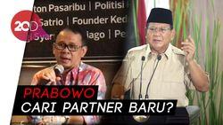 Sudah Tak Percaya Lagi dengan PKS, Pak Prabowo?
