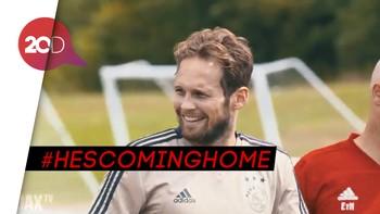 Tinggalkan MU, Daley Blind Mudik ke Ajax