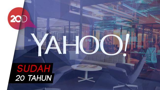 Yahoo Messenger Tutup, Pengguna Bisa Arsipkan Chat