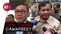 Zulkifli Hasan Buka Suara soal Pertemuannya dengan Prabowo