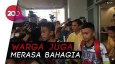 Akhirnya, Remaja yang Terjebak di Gua Thailand Pulang ke Rumah