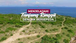 Bersepeda melintasi Tanjung Ringgit