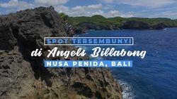 Tempat Rekreasi Tersembunyi di Nusa Penida Bali