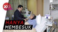 Demokrat: Tak Ada Diskusi Koalisi Saat Prabowo Jenguk SBY