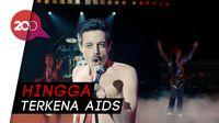Film Bohemian Rhapsody Ungkap Kehidupan Seksual Freddie Mercury