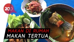 Gurami Rajang Ditemani Hijaunya Sawah Mataram Dijamin Maknyus!