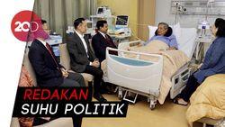 Pertemuan Prabowo-SBY, Pan: Semoga Politik Makin Adem